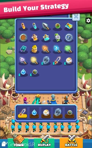 دانلود Wild Castle TD v1.4.8 بازی برج دفاعی قلعه وحشی اندروید